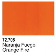 Game Air - Orange Fire - 17ml <br>Vallejo72708
